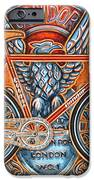 Condor Fixed IPhone Case by Mark Howard Jones