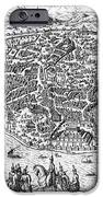 Constantinople, 1576 IPhone Case by Granger