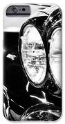 Corvette Picture - Black And White C1 First Generation IPhone Case by Paul Velgos