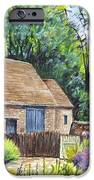 Cotswold Barn IPhone Case by Carol Wisniewski