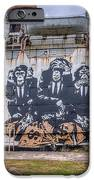 Council Of Monkeys IPhone Case by Adrian Evans