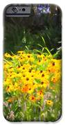 Countryside Cottage Garden 5d24560 Long IPhone Case by Wingsdomain Art and Photography