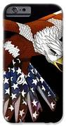 Courage IPhone Case by Charles Drummond
