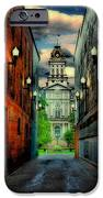 Courthouse IPhone Case by Tom Mc Nemar