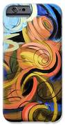Creation Of Man IPhone Case by Anthony Falbo