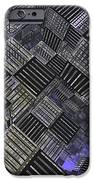 Crosshatch IPhone Case by Peter J Sucy