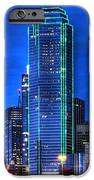 Dallas Skyline Hd IPhone Case by Jonathan Davison