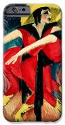 Dancers In Red IPhone Case by Ernst Ludwig Kirchner
