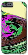 Dancing Goose 2 IPhone Case by Will Borden