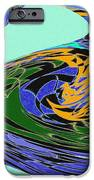 Dancing Goose IPhone Case by Will Borden