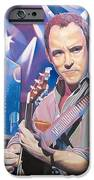Dave Matthews And 2007 Lights IPhone Case by Joshua Morton