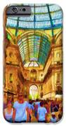 Day At The Galleria IPhone Case by Jeff Kolker