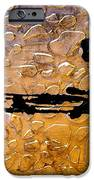 Decorative Abstract Giraffe Print IPhone Case by Holly Anderson