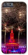 Denver Co 4th Of July Fireworks IPhone Case by Teri Virbickis