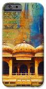 Detail Of Mohatta Palace IPhone Case by Catf