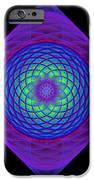 Diamond Swirl IPhone Case by Sandy Keeton
