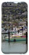 Docks At Sausalito California 5d22697 IPhone Case by Wingsdomain Art and Photography