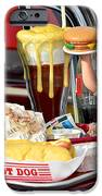 Drive-in Food Classic IPhone Case by Carolyn Marshall
