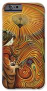 Dynamic Oriental IPhone Case by Ricardo Chavez-Mendez