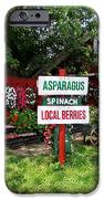 East End Farmstand IPhone Case by Ed Weidman