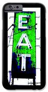 Eat The Rainbow IPhone Case by Jame Hayes