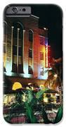 Edison Hotel Film Image IPhone Case by Gary Dean Mercer Clark