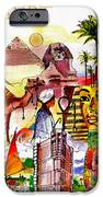 Egypt IPhone Case by George Rossidis