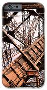 Eiffel Tower Paris France Close Up IPhone Case by Patricia Awapara