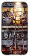 Electrician - Turbine Station IPhone Case by Mike Savad