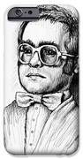 Elton  IPhone Case by Cristophers Dream Artistry