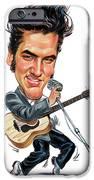 Elvis Presley IPhone Case by Art