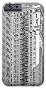 Emergency Exit Chicago Il IPhone Case by Christine Till