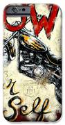 Empower Your Self IPhone Case by Janet  Kruskamp