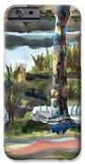 Evening Shadows At Shepherd Mountain Lake  No W101 IPhone Case by Kip DeVore