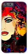 Face 14 IPhone Case by Natalie Holland