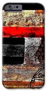 Fall Abstract IPhone Case by Marsha Heiken