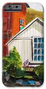 Farm Store IPhone Case by John  Williams