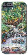 Fast Water Wildwood Park IPhone Case by Kendall Kessler