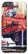 Ferrari 150 Italia Fernando Alonso F1 2011  IPhone Case by Yuriy  Shevchuk