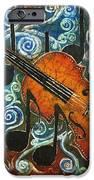 Fiddle 1 IPhone Case by Sue Duda