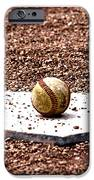 Field Of Dreams The Ball IPhone Case by Susanne Van Hulst