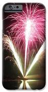 Fireworks At Cooks IPhone Case by Donnie Freeman