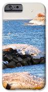 Fishermans Cove IPhone Case by Frozen in Time Fine Art Photography