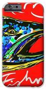 Fishmas Trout IPhone Case by Owl Jones