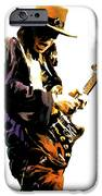 Flash Point     Stevie Ray Vaughan IPhone Case by Iconic Images Art Gallery David Pucciarelli