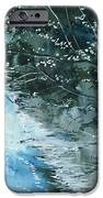 Floods 3 IPhone Case by Anil Nene