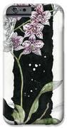 Flower Orchid 04 Elena Yakubovich IPhone Case by Elena Yakubovich