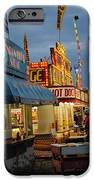Food Court IPhone Case by Skip Willits