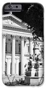 former national congress building Santiago Chile IPhone Case by Joe Fox
