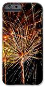 Fourth Of July Fireworks  IPhone Case by Saija  Lehtonen